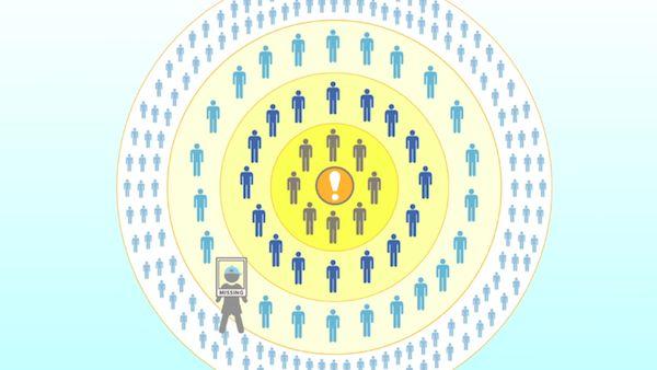 โปรเจ็กต์รวมพลังชาวโซเชียลเน็ตเวิร์คช่วยกันตามหา 'เด็กหาย': การแชร ของเราบน Social, Social Network, Missing Child, Creative, คร ง การแชร ของเราบน, Children Society, Miss Children, Valuabl Social, รวมพลังโซเชียลเน็ตเวิร์คตามหา
