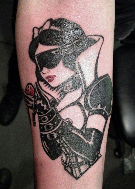 Fetish Tattoo 121