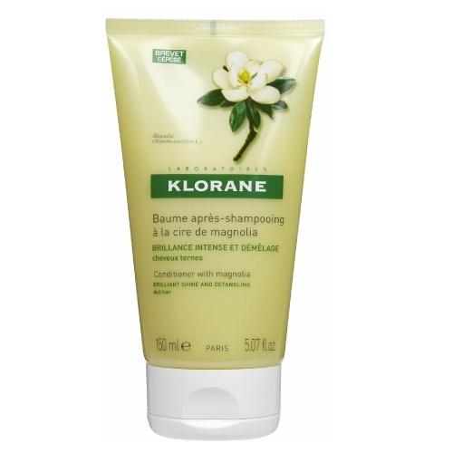 Klorane Klorane Magnolia Acondicionador 150 Ml El acondicionador Klorane a la cera de magnolia devuelve el  brillo a los cabellos. Resultados: Cabellos 97% mas desenredados, 94% más brillantes,   91% más hidratados desde la primera aplicación. No deja efecto apelmazante  toda una experiencia Polisensorial para lograr  el brillo que siempre has soñado.