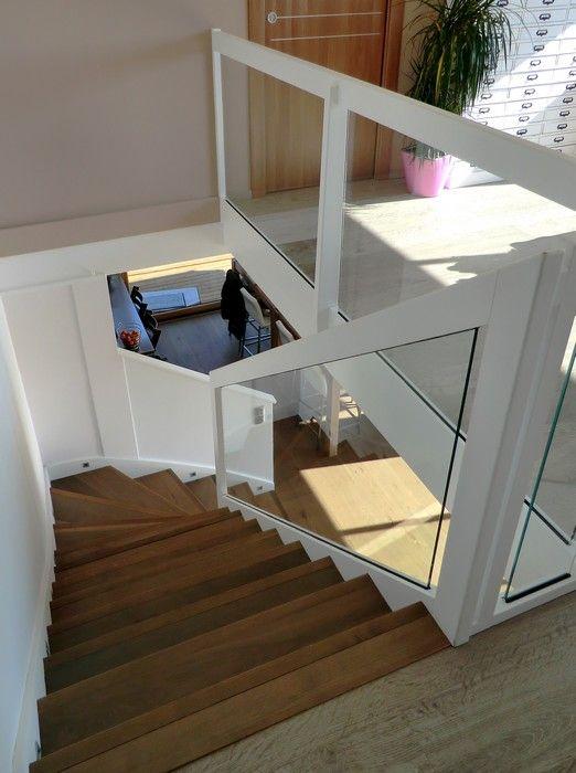 15 best escalier quart tournant images by ascenso on. Black Bedroom Furniture Sets. Home Design Ideas