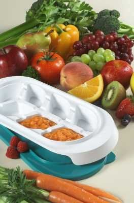 Kidco F200 Baby Steps Freezer Trays With Lids  2 Pack ** Find out more at the image link. #BabyFoods