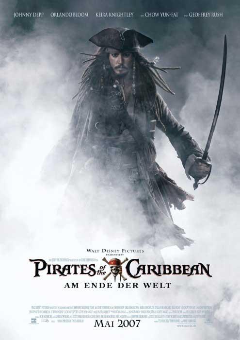 Pirates of the Caribbean – Am Ende der Welt [2007]