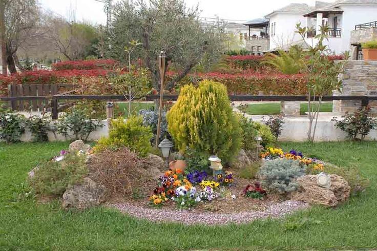 Βραχόκηπος | Stone-garden by Petrogonia