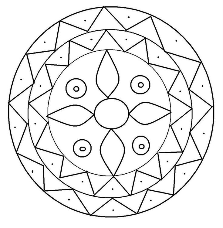 Coloring pages mosaic patterns beginner coloring pages for Mosaic templates for kids