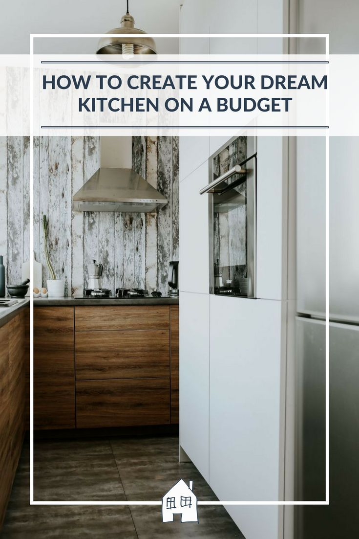 Kitchen renovations can be so expensive, so I have put together my ways how to create your dream kitchen on a budget, click through to check out my tips