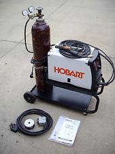 Hobart 187 Handler Mig Welder (NO RESERVE)