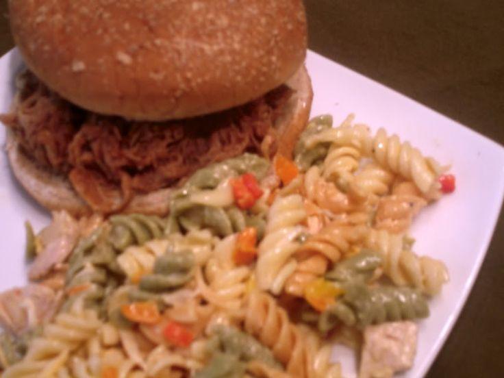 Pulled Pork Sammie | Yummy | Pinterest