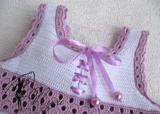 Croche pro Bebe: Vestidinhos de croche infantil, achados na net,lindos de +: For Bebe, Crochet Dresses, Dresses For, Girls, Crochet Baby, Girl Dresses, Childrenbabi Crochet, Children Baby Crochet, Baby Dresses