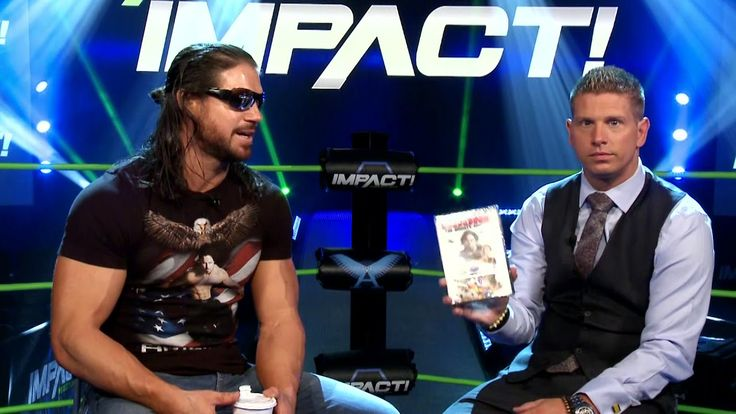 Johnny IMPACT Interview in The IMPACT Zone w/ Josh Mathews | August 25th, 2017 - YouTube