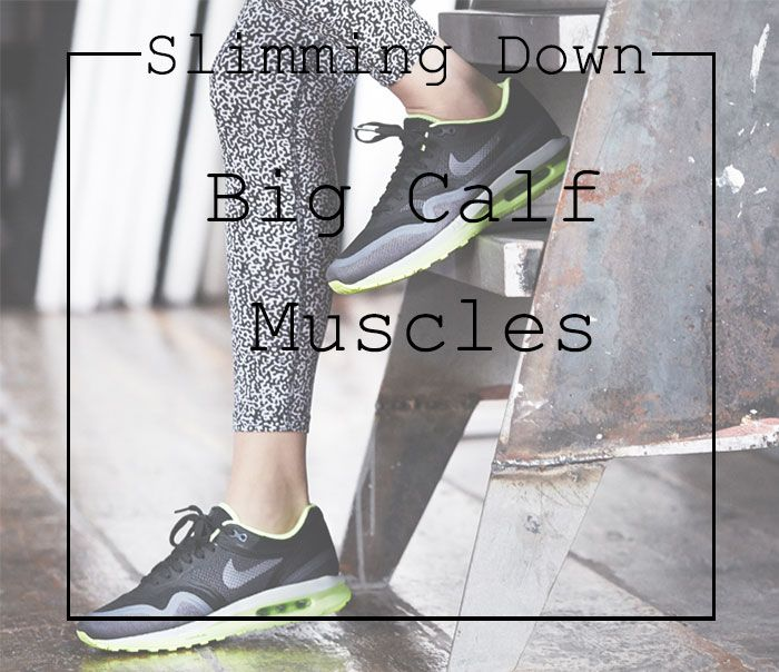 How to Slim Down Calves Easily  #workout #fitness