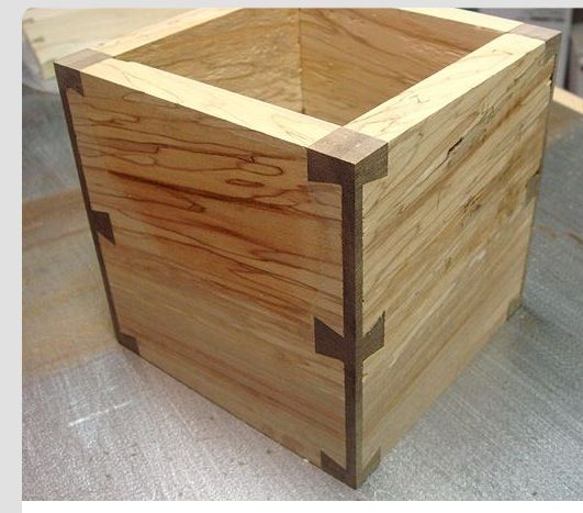 Cool joinery for a box