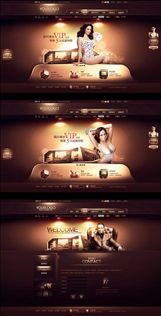 143 best images about Game UI casino on Pinterest