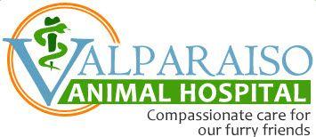 Valparaiso Animal Hospital Logo  #logodesign #logoexamples