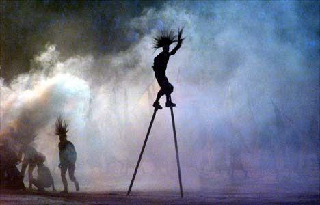 Australian Aboriginal Dreamtime, Mythology
