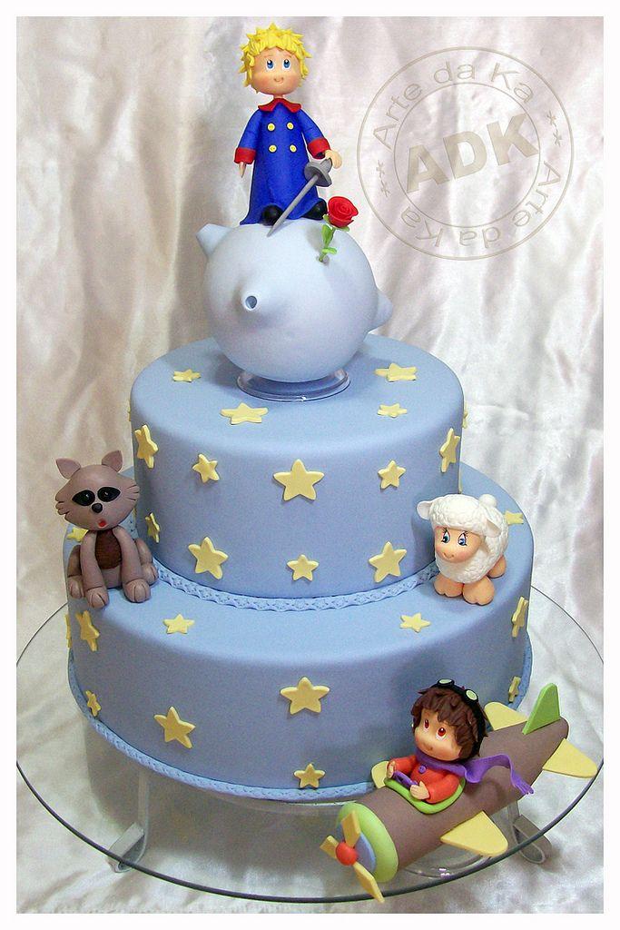 Le Petit Prince cake! I just adore it! :)