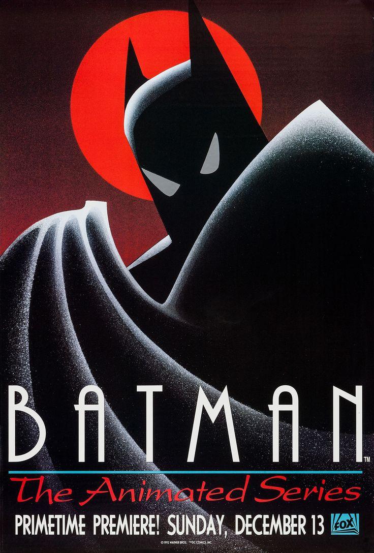 BATMAN ONLINE - Gallery - Batman The Animated Series HQ Poster from Batman: The Animated Series (1992)