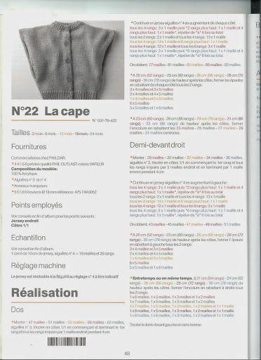 PHILDAR N.31 - TRICOTEZ CALIN - Les tricots de Loulou - Álbumes web de Picasa
