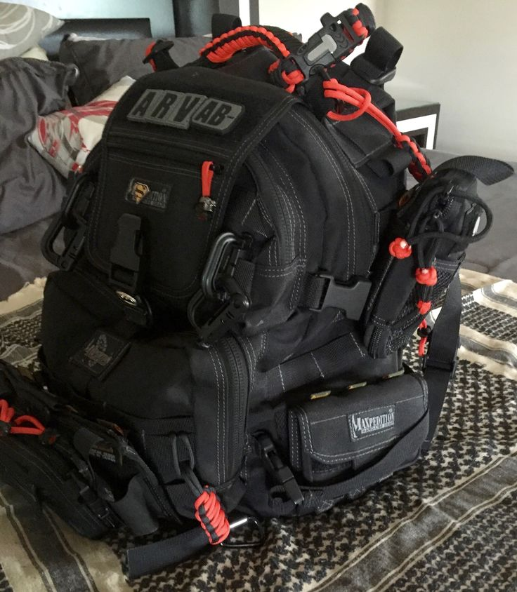 Maxpedition Condor Bushcraft Backpack