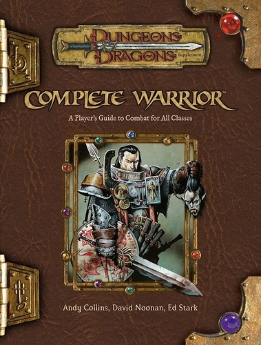 Complete Warrior | Image | RPGGeek