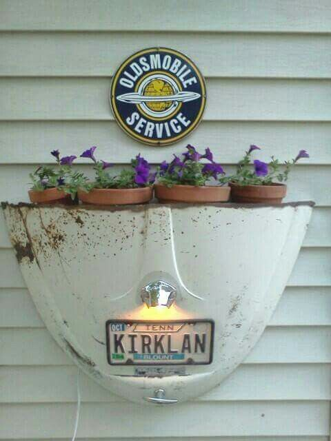 #vw #planter