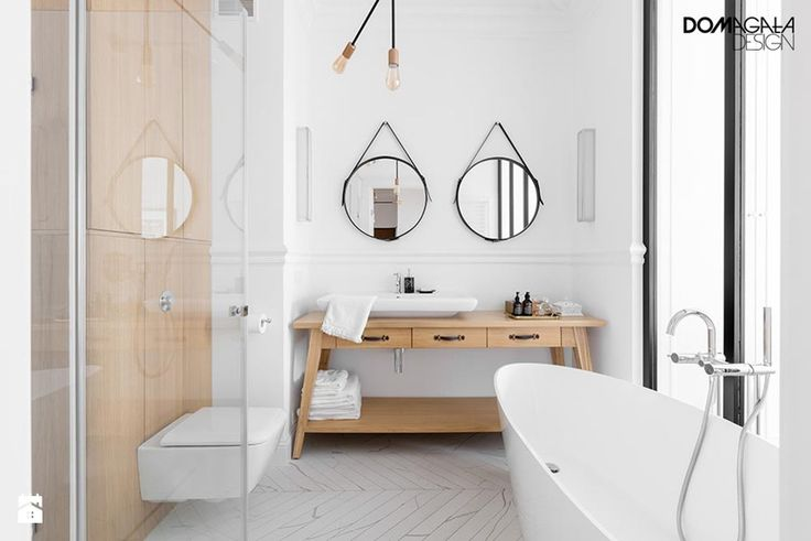 Miejski Styl - Łazienka, styl eklektyczny - zdjęcie od DOMagała Design