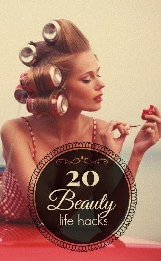 The best life hacks for your beauty routine