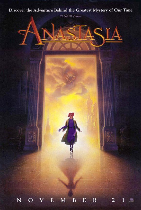 Anastasia 27x40 Movie Poster (1997) | Anastasia movie, The ...