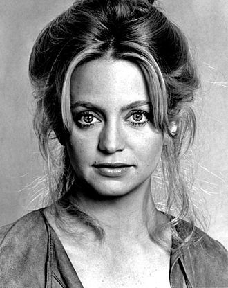Goldie Hawn , grandparents Hungarian immigrants.Paprika with a kick.