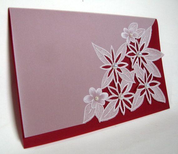 Wedding invitation Fantasy 2 by WangoArt on Etsy, $20.00