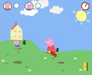 Peppa Pig: The Game - screen two.