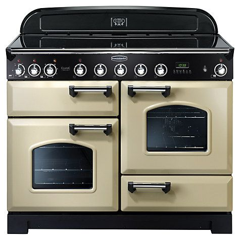 Buy Rangemaster Classic Deluxe 110 Induction Hob Range Cooker Online at johnlewis.com