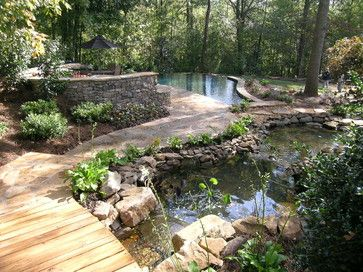 Landscape Water Features   Landscaping With Water Features Design Ideas, Pictures, Remodel, and ...