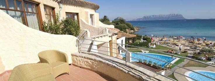 Hotel resort Baia Caddinas / Sardinia