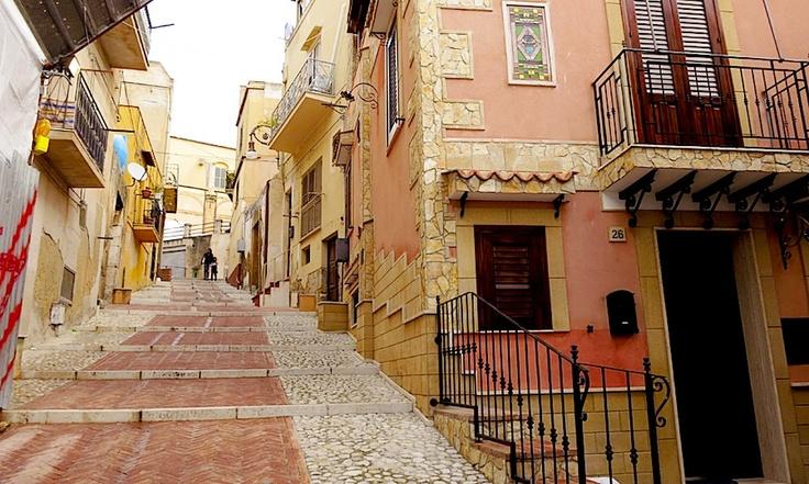 Sicily, Sciacca.