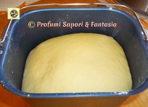Pasta brioche salata ricetta base  Blog Profumi Sapori & Fantasia