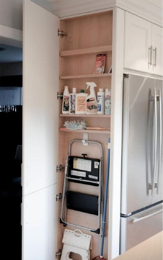 40 smart space saving ideas to help you organize your home rh in pinterest com