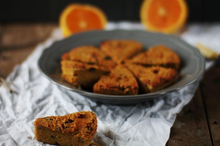 Glutenvrije scones in verschillende smaken • Proeven met Liefde