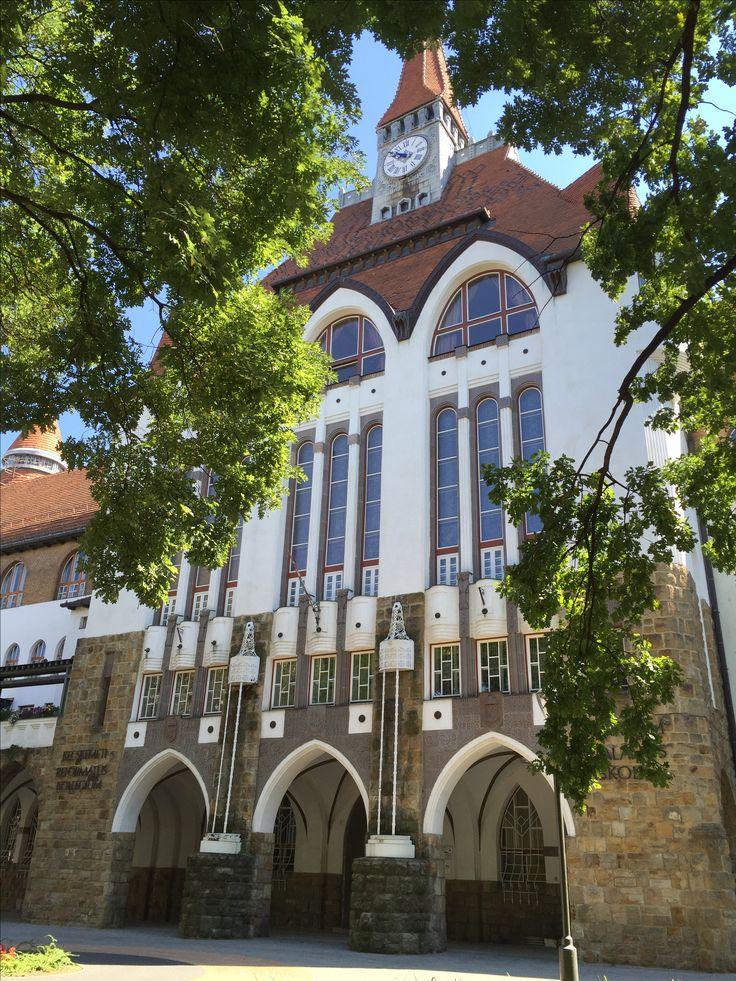 Kecskeméti Református Gimnázium, Kecskemét, Hungary, Photo by Megan K. Lethbridge