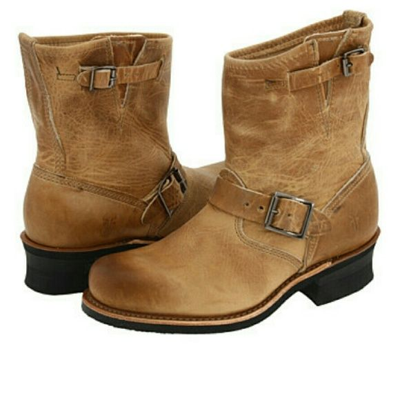 25+ best ideas about Frye engineer boots on Pinterest | Engineer boots, Frye veronica short and ...