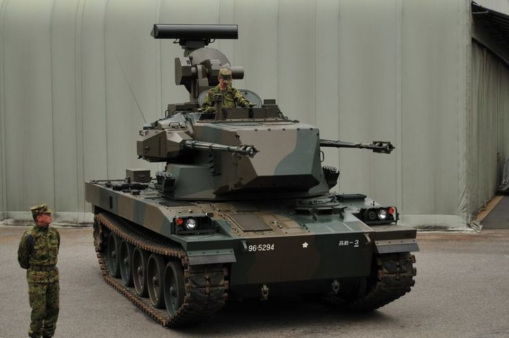 Type 87 Guntank. Japanese top tier SPAA?