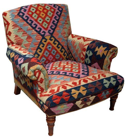 17 Best Images About Kilim Furniture On Pinterest