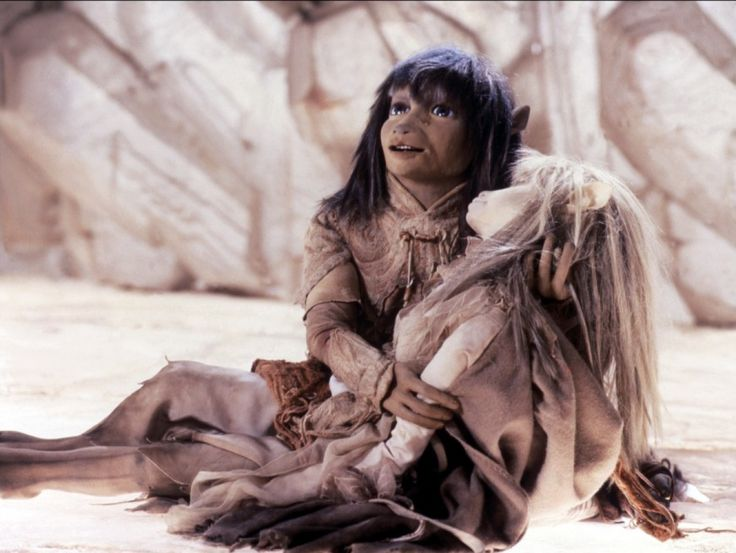 #TheDarkCrystal. Leave it to Jim Henson to take such an evolved look at good vs. evil