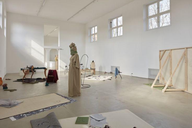 Ola Vasiljeva at Kunstverein Munich