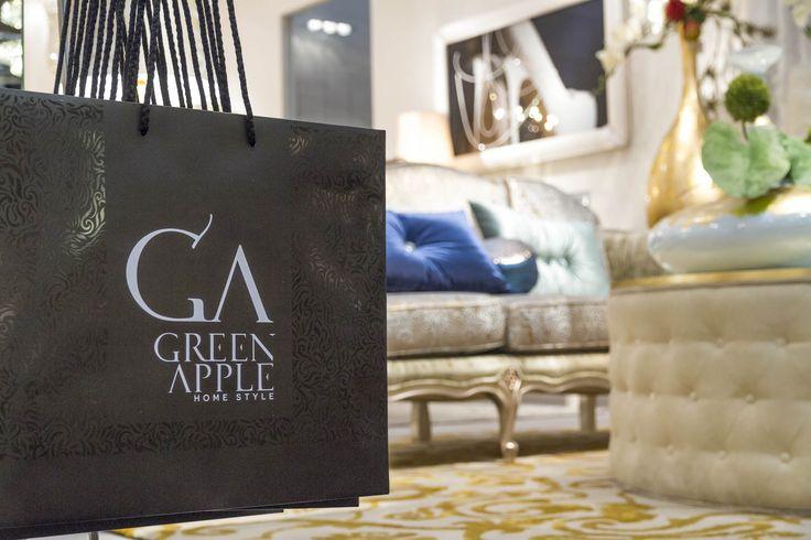 Green Apple HOME STYLE M&O 23-27 Jan.15 #MO15 #GreenApple #GAhomestyle #homestyle