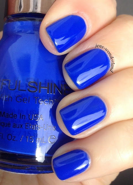 Sinful Shine with Gel Tech - Most Sinful...just got this! Super excited to try!