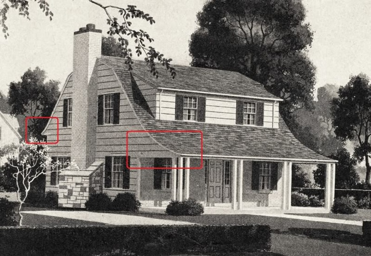 Dutch Colonial Homes With Porches Google Search Dutch
