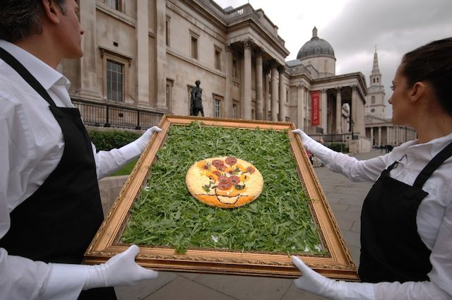 Pictures: London Made Out Of Food | Londonist