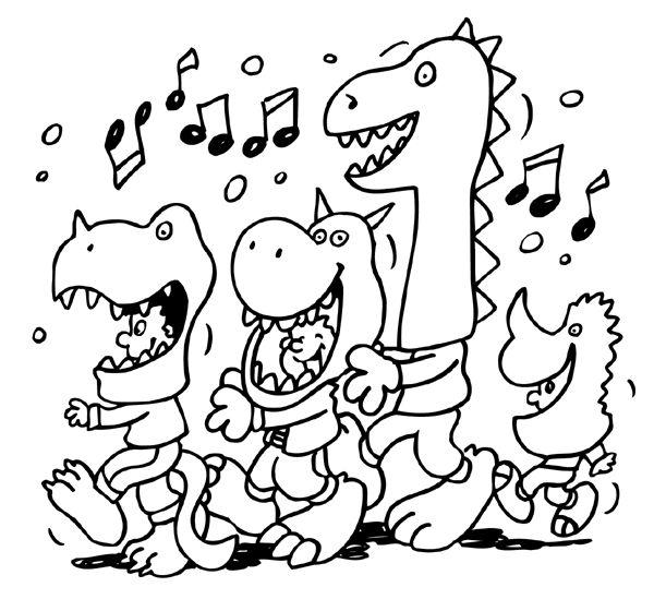Berühmt Barney Und Freunde Malvorlagen Bilder ...