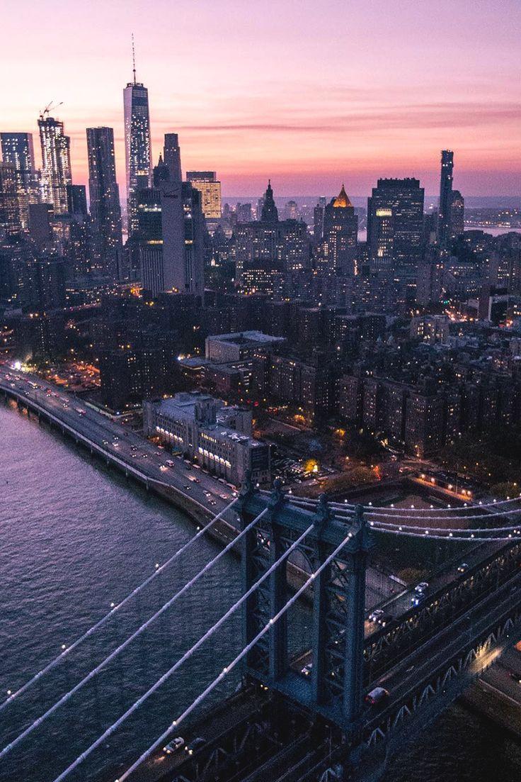 motivationsforlife: Over NYC by Roberto Nickson |…