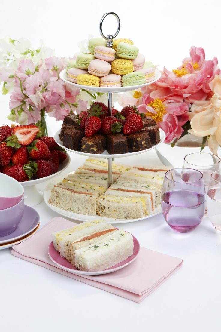 Een lekkere thee party